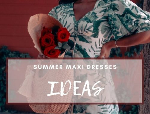 Ideas for summer Maxi dresses